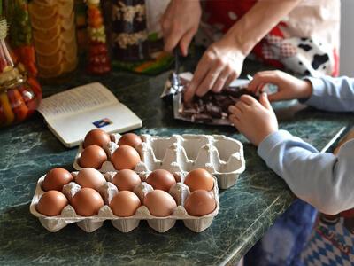 نحوه ضدعفونی کردن تخممرغ در دوران کرونا