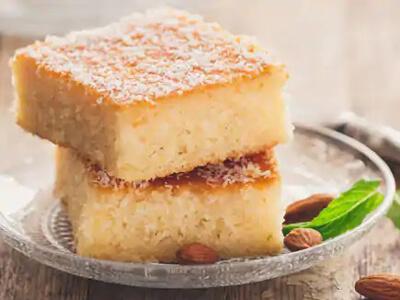 طرز تهیه کیک وانیلی بدون تخممرغ