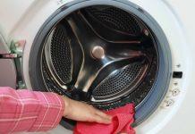 نحوه تمیز کردن ماشین لباسشویی با چند روش اصولی
