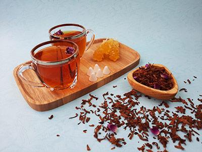 درست کردن چای به