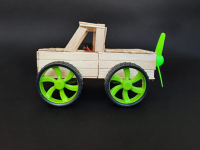 آموزش ساخت ماشین با آرمیچر