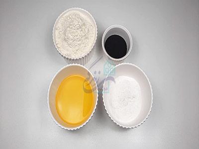 مواد لازم برای طرز تهیه شیرینی خشک ساده