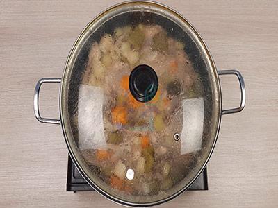 پخت استاک